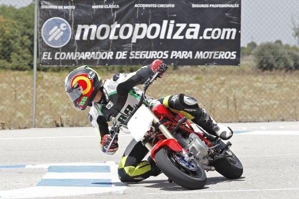 Motopoliza patrocina Moto 3 Rav Cup
