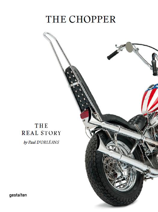 The Chopper-The Real Story libro sobre motos