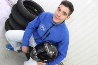 Santiago Barragán Team Stratos