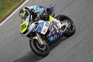 Alejando Medina - TEam Stratos - FIM CEV Repsol Moto2 European Championship