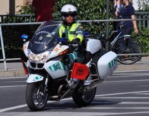 guardia civil moto