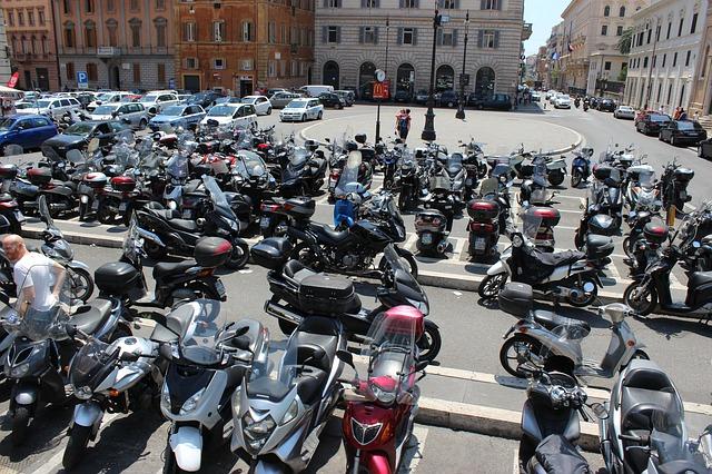 Claves para asegurar un maxi scooter