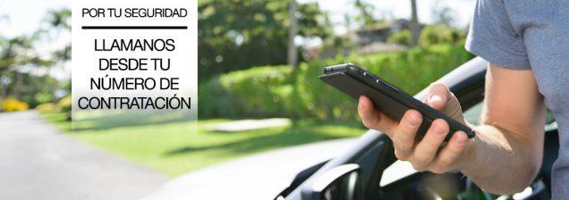 Teléfono de Contratación