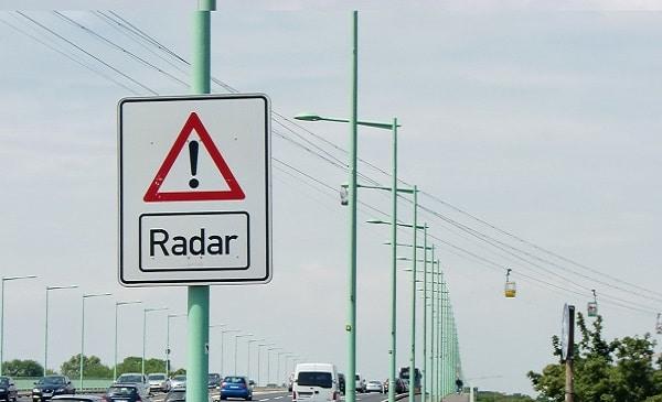 multas por velocidad radares de la dgt